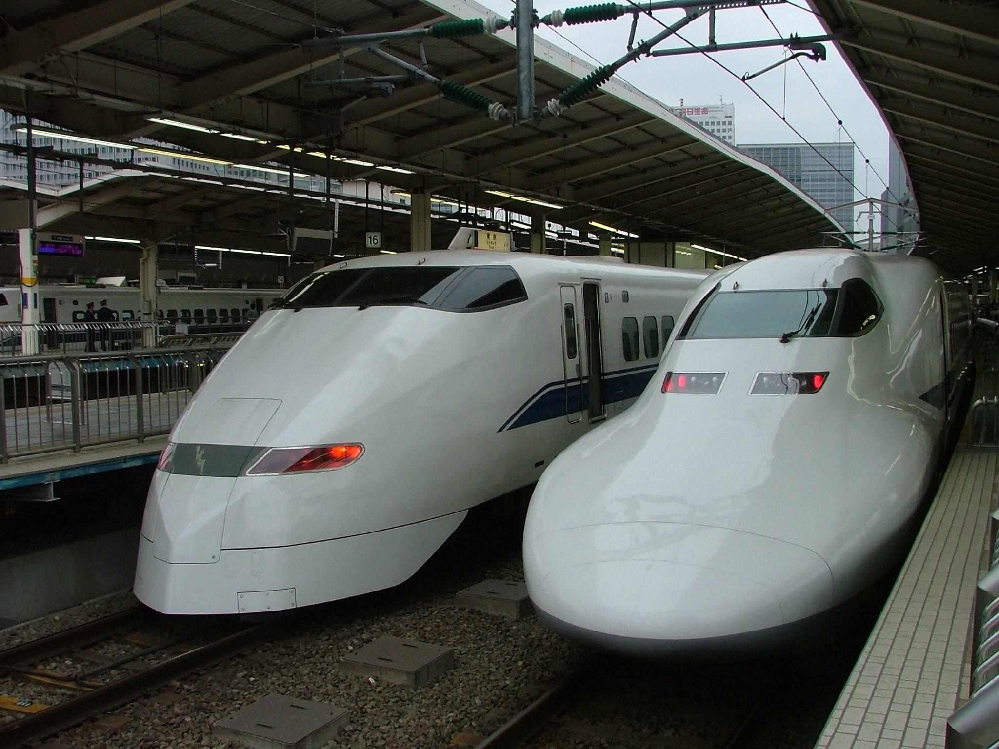 Shinkansen – The Bullet Train | The Journey of My Feet