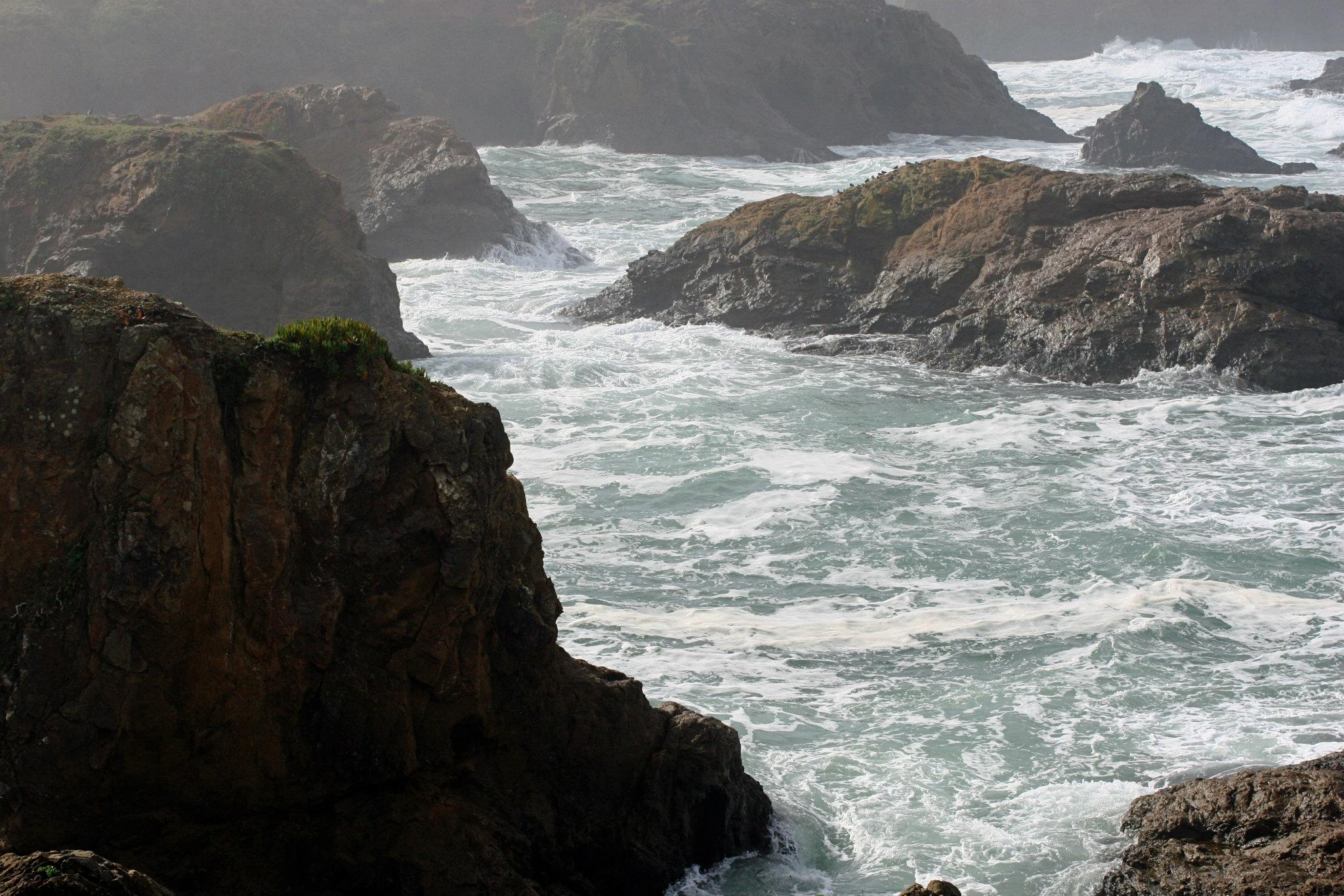 Fort Bragg, Mendocino and Driving the Pacific Coast ...