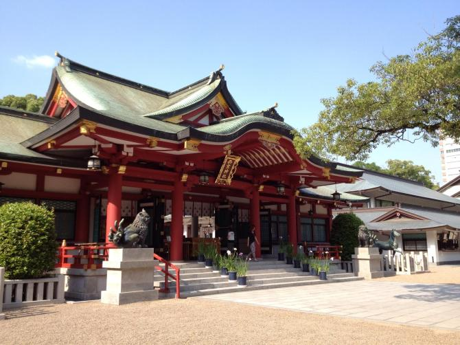 nishinomiya shrine