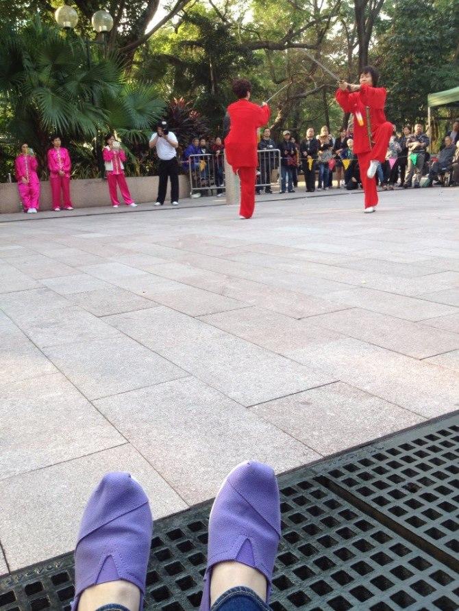 kung fu corner